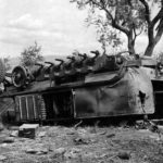 Destroyed Sd.Kfz. 11 Italy 1944
