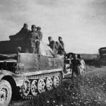 SdKfz 11 Leichter Zugkraftwagen 3t