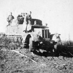 leichter Zugkraftwagen 3t SdKfz 11 eastern front Wjasma