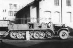 Sd.Kfz.9 FAMO 18 ton Halftrack