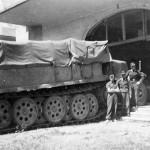 Sdkfz 9 FAMO 18 ton Halftrack