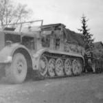 Sdkfz 9 Famo halftrack