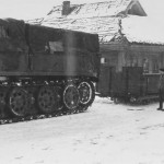 Sdkfz 9 Famo in winter