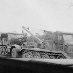 Sdkfz 9/1 ww2 german halftrack