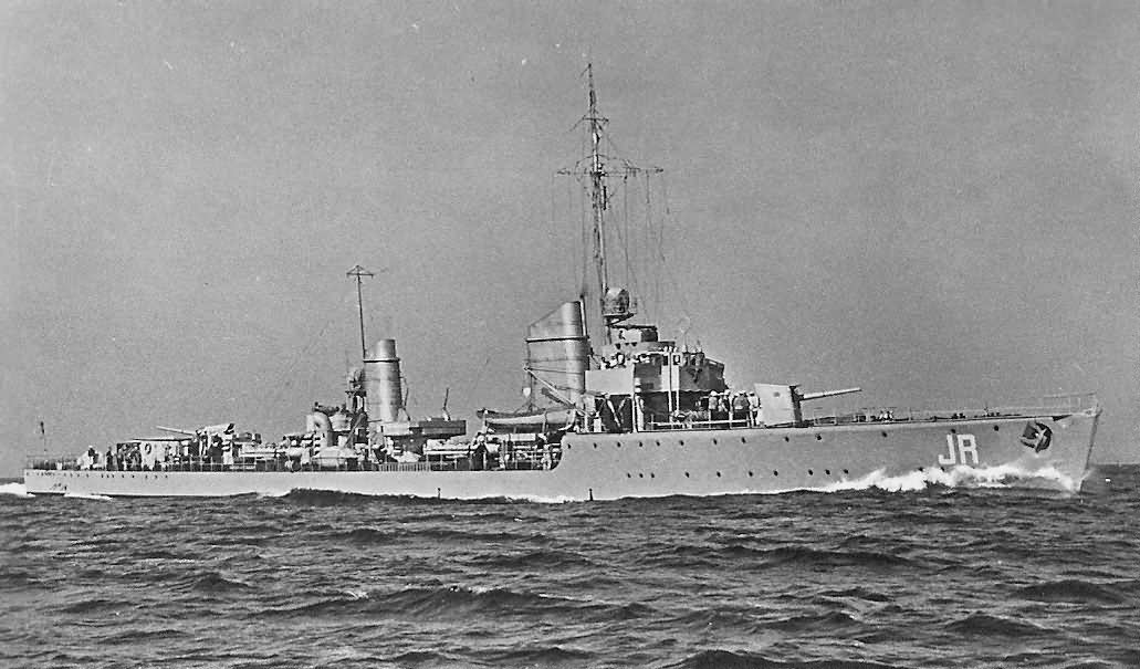 Kriegsmarine Type 24 torpedo boat Jaguar
