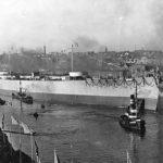 Launching of Bismarck – 14 February 1939 3