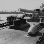 Bismarck Anton and Bruno turrets
