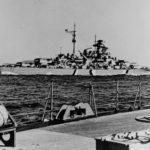 Battleship Bismarck in May 1941