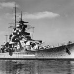 German battlecruiser Gneisenau