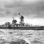 Admiral Graf Spee underway