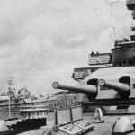 Admiral Graf Spee main battery turret