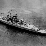 Graf Spee at the Spithead Naval Review 30 May 1937