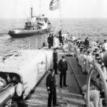 Graf Spee stern and torpedoes
