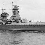 Kriegsmarine heavy cruiser Admiral Graf Spee
