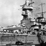 Panzerschiff Admiral Graf Spee before the war