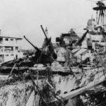 German heavy cruiser Admiral Hipper Kiel 1945