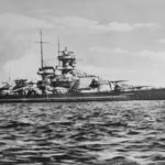 German battleship Scharnhorst 2