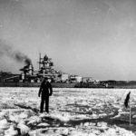 Scharnhorst Kiel 1940