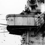 Scharnhorst – forward control tower with a 10,5 m rangefinder