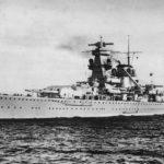 Pocket battleship Admiral Scheer