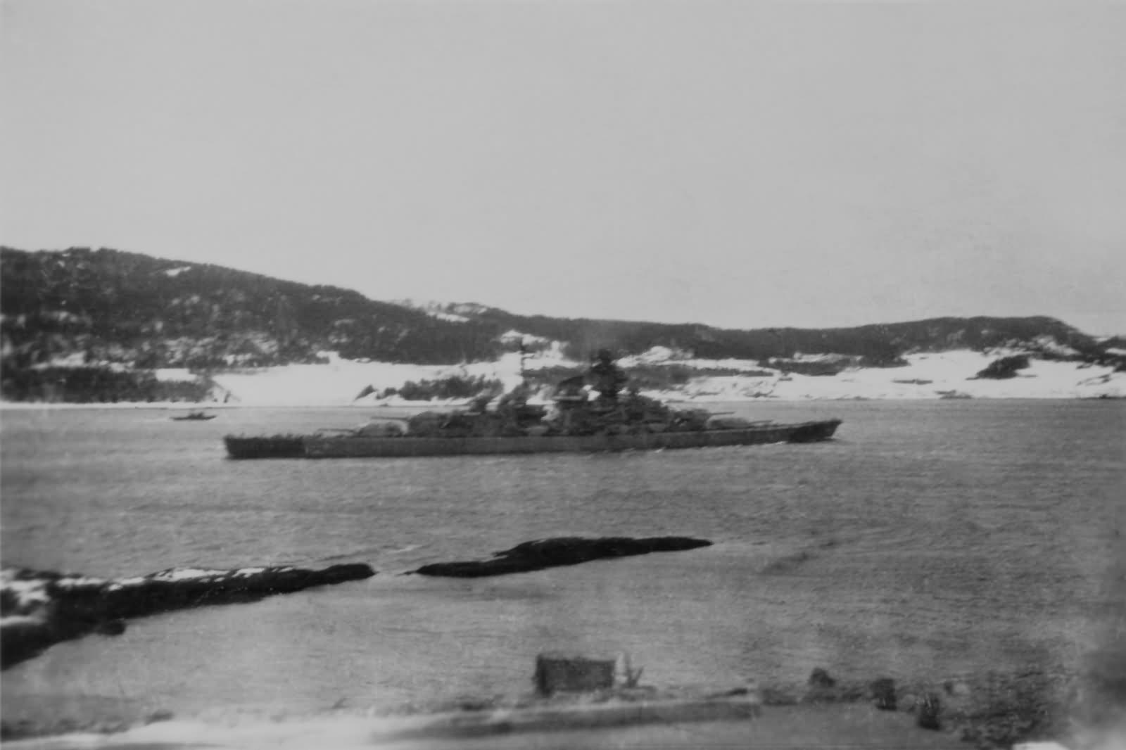 Bismarck Hylky