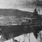 Tirpitz battleship in Norway 1