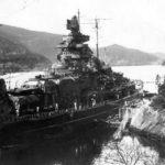 Battleship Tirpitz in Norway 10