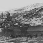 Tirpitz in Norway german kriegsmarine