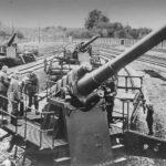 Railway guns 15 cm SK (E) L/40 Kanone 1939
