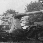 17 cm Kanone (E) L/40 – german railway gun