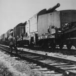194 mm Mle 1870 93 TAZ Railway Artillery France 1940