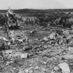 Destroyed 20,3 cm K (E) at Plouharnel Batterie, Le Begot, Bretagne 1944