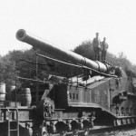 274 mm Mle 1917 french railway gun