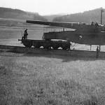 28 cm Schwere Bruno German Heavy Railway Artillery