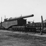 28 cm K5(E) Sewastopol Krim railway gun