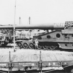 340 mm L/60 Bourgoin french railway gun