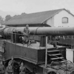 340 mm Mle 1912 L/47 French railway gun