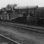 400 mm St. Chamond Mle 1915 1916 french railway howitzer