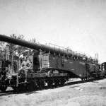 Eisenbahngeschutz 28cm K5(E) eastern front railway gun
