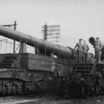 French railway guns 340mm Mle 1912 Schneider and 320mm Mle 1870