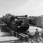 German 20,3 cm L/60 Eisenbahngeschutz railway gun