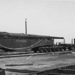 German 28 cm K5(E) railway gun Sevastopol Crimea eastern front