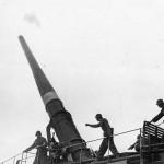 German Railway Artillery Atlantikwall 1944