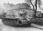 Brummbar number 222 1945