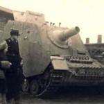 Brummbar of Sturmpanzer Abteilung 216