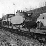 Brummbar rail trasnport