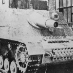 Late Brummbar with zimerit 1944