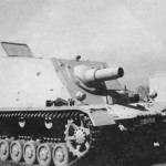 Prototype of Sturmpanzer IV
