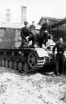 Sturmpanzer 43 Sturmpanzer IV Brummbar Sd Kfz 166 St. Polten 1944