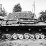 Sturmpanzer mid left side